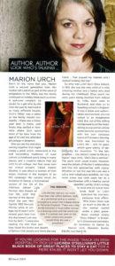marion urch - interview