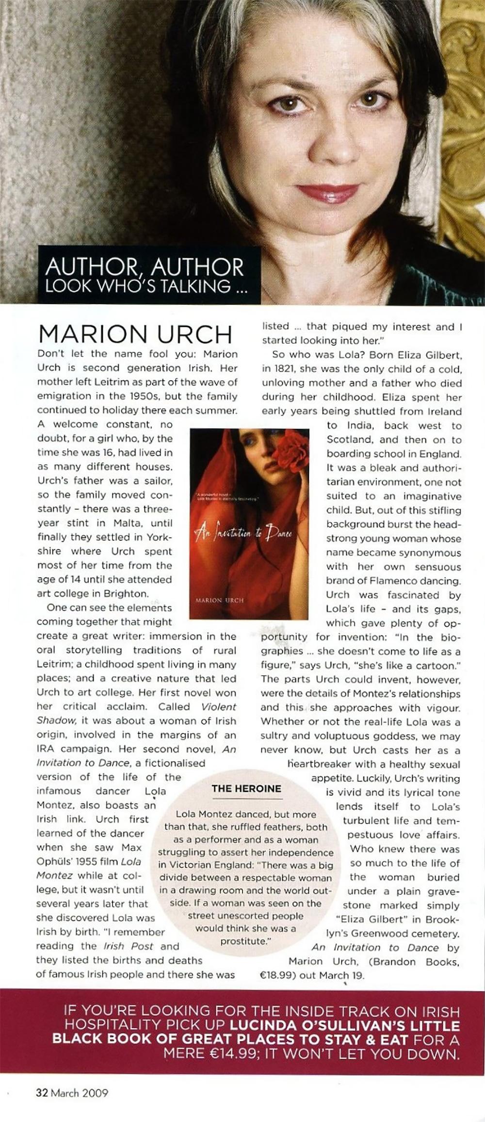 marion urch